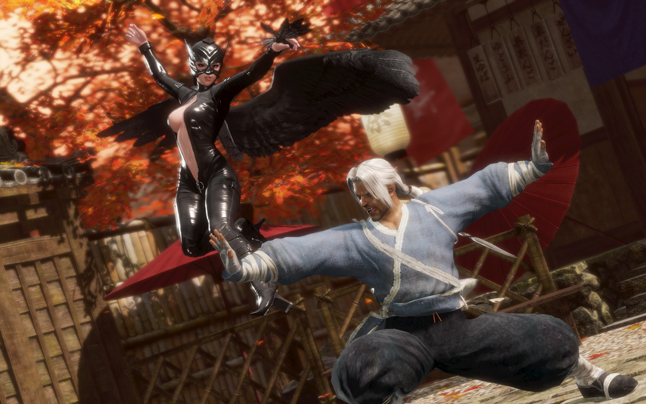 Free Dead or Alive 6 Wallpaper in 1280x800
