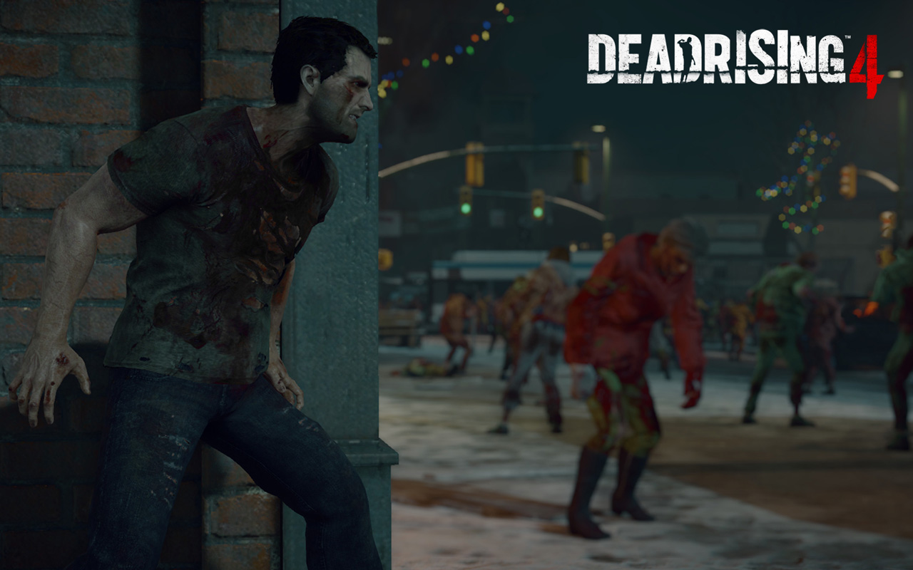 Free Dead Rising 4 Wallpaper in 1280x800