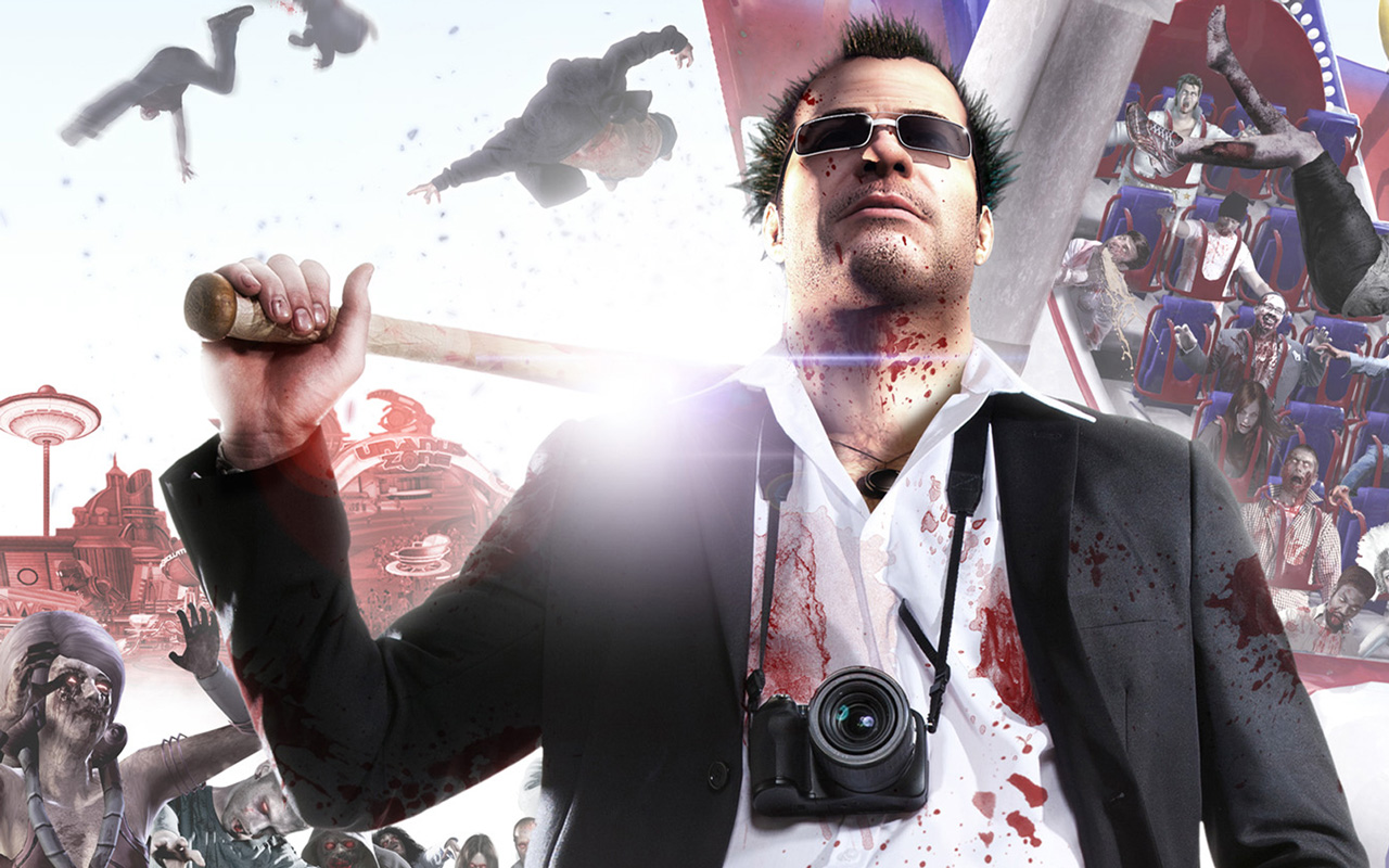 Free Dead Rising 2: Off The Record Wallpaper in 1280x800
