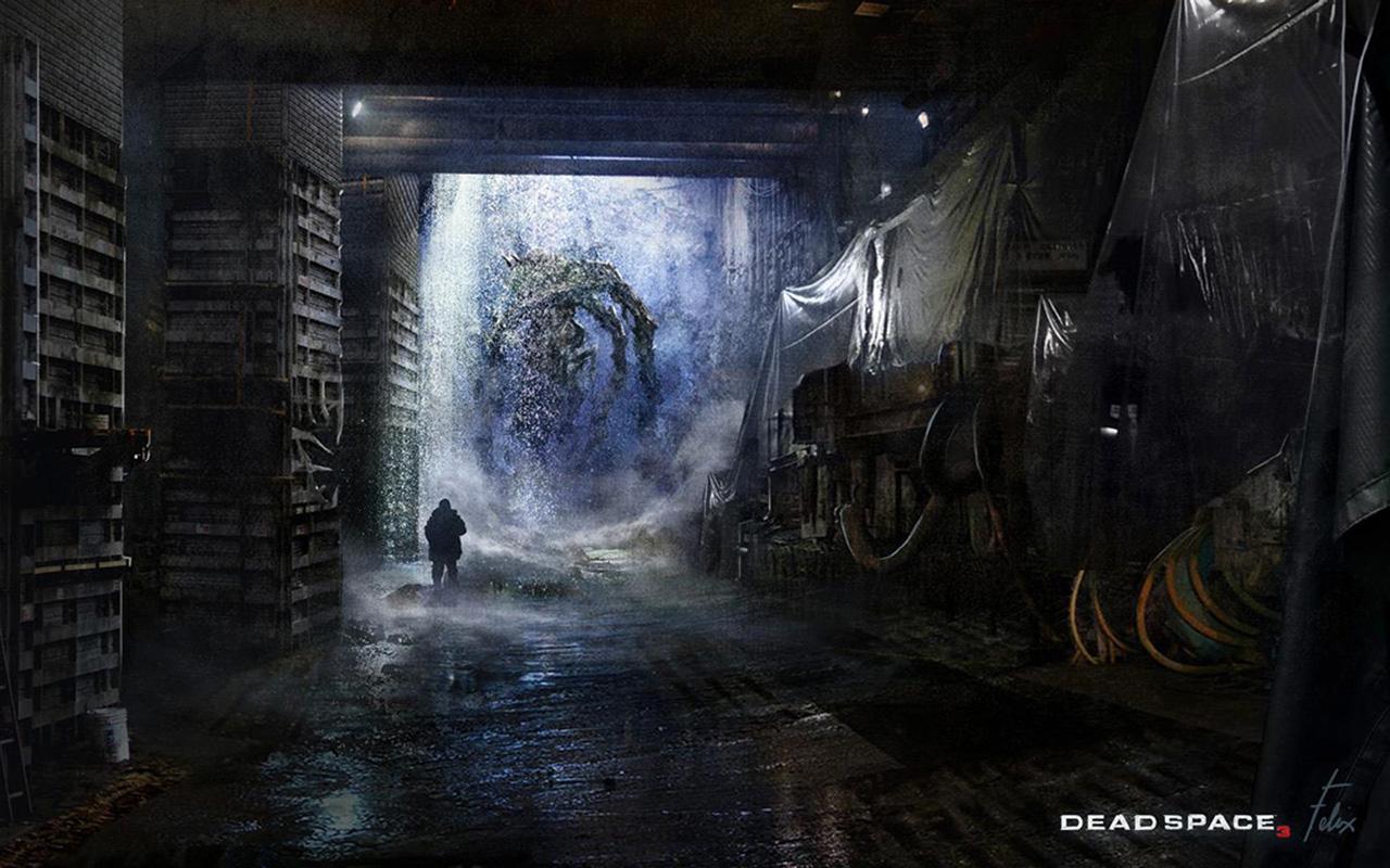 Free Dead Space 3 Wallpaper in 1280x800