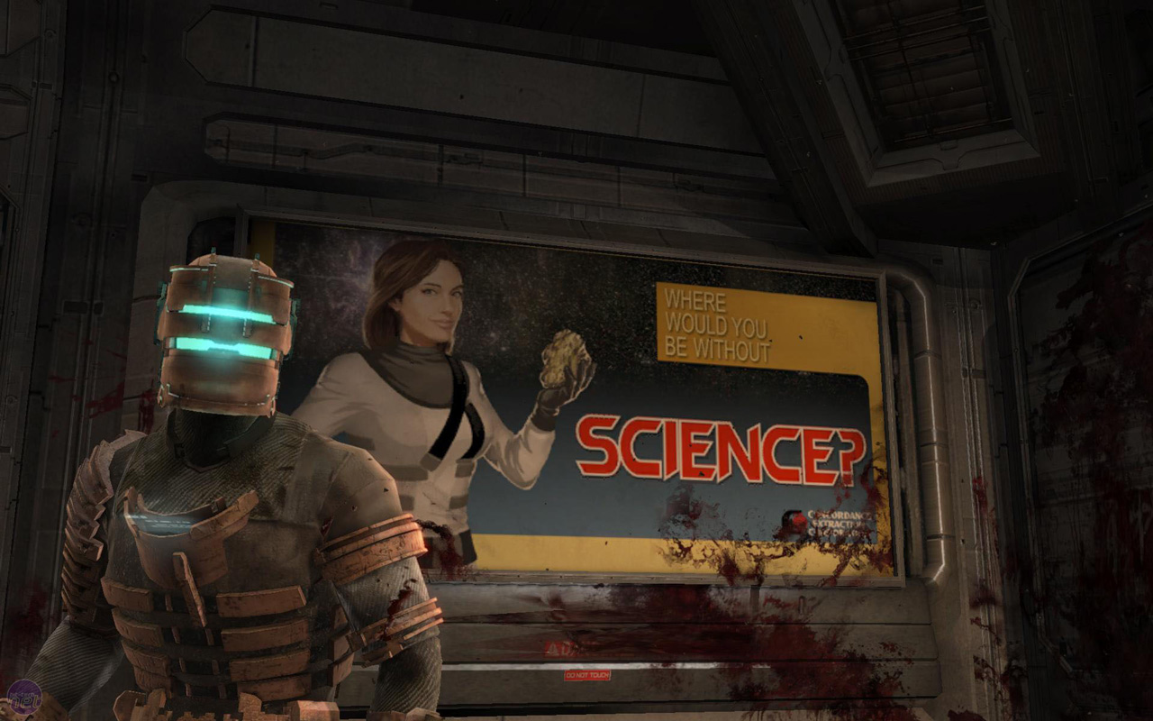 Free Dead Space Wallpaper in 1280x800