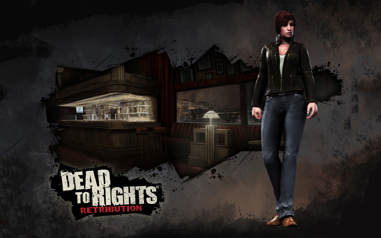 Free Dead to Rights: Retribution Wallpaper in 1280x800