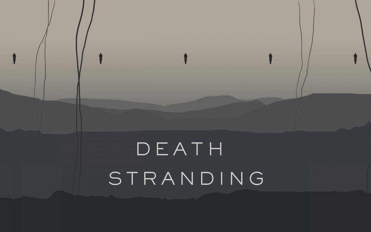 Free Death Stranding Wallpaper in 1280x800