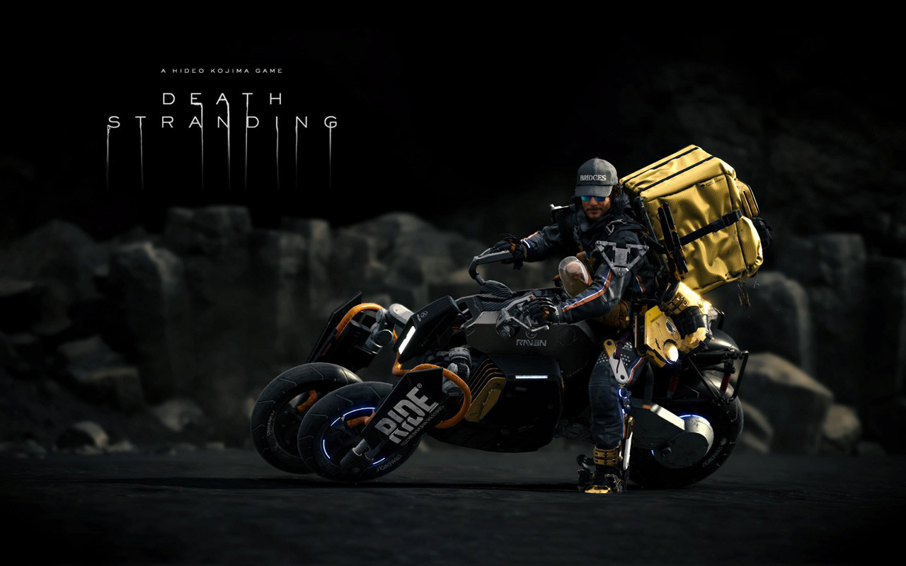 Free Death Stranding Wallpaper in 1280x800