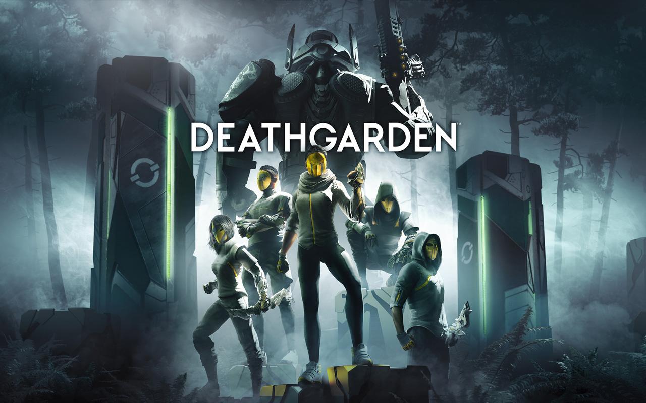 Free Deathgarden Wallpaper in 1280x800