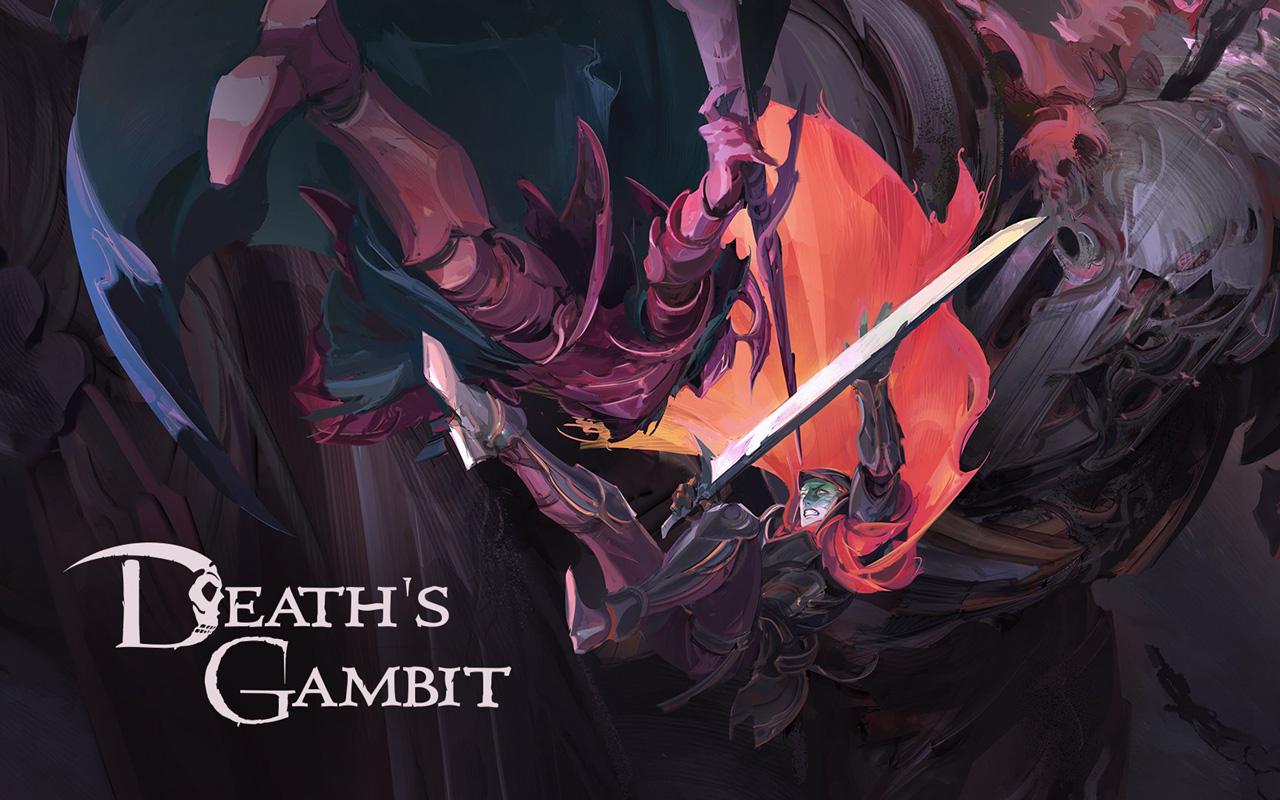 Free Death's Gambit Wallpaper in 1280x800