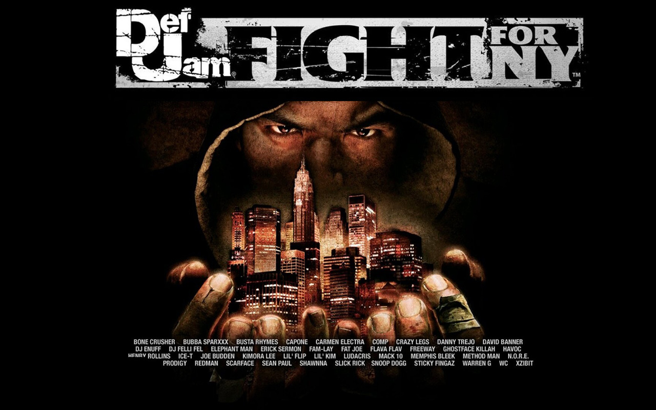 Free Def Jam: Fight for NY Wallpaper in 1280x800