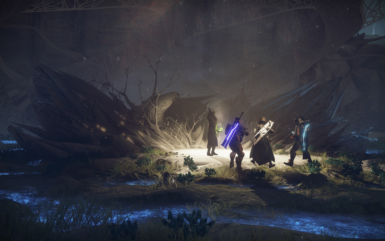 Free Destiny 2 Wallpaper in 1280x800