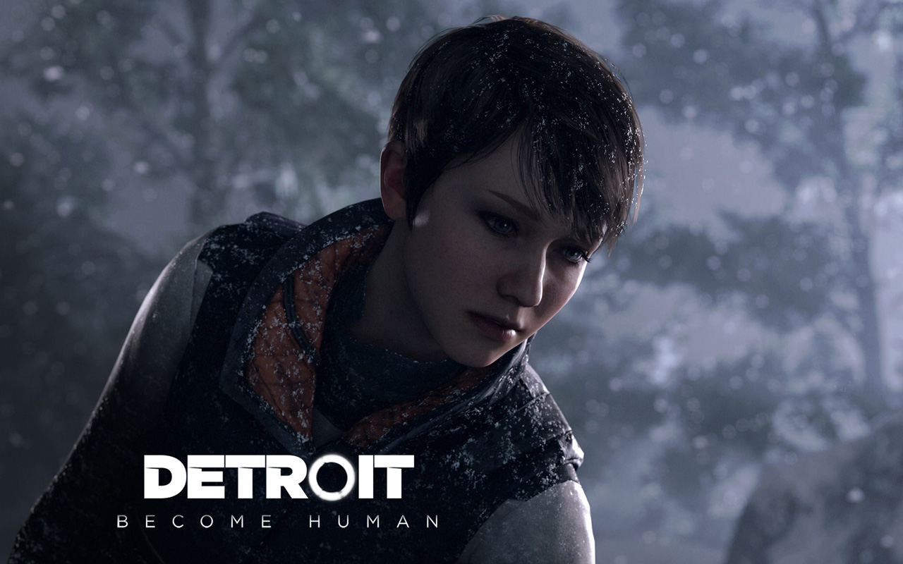 Free Detroit: Become Human Wallpaper in 1280x800