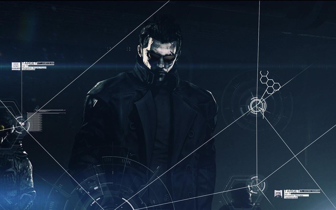 Free Deus Ex: Human Revolution Wallpaper in 1280x800