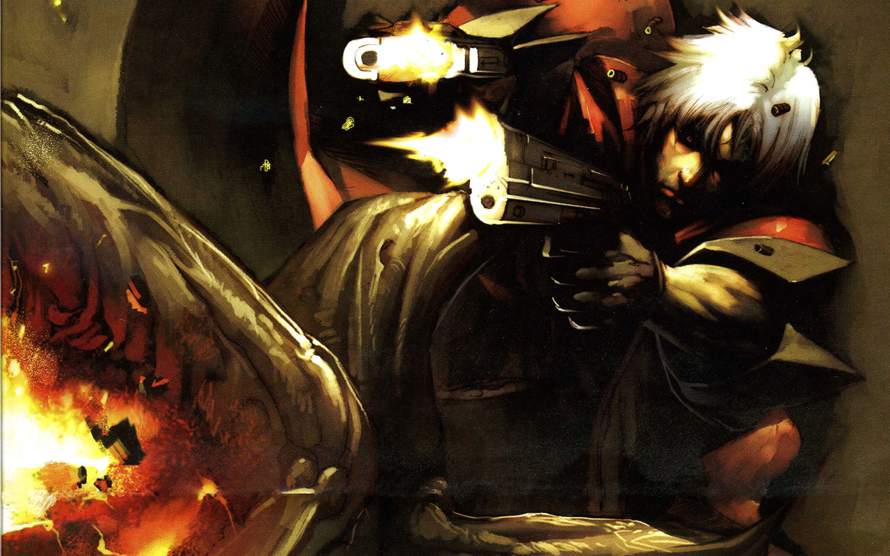 Free Devil May Cry Wallpaper in 1280x800