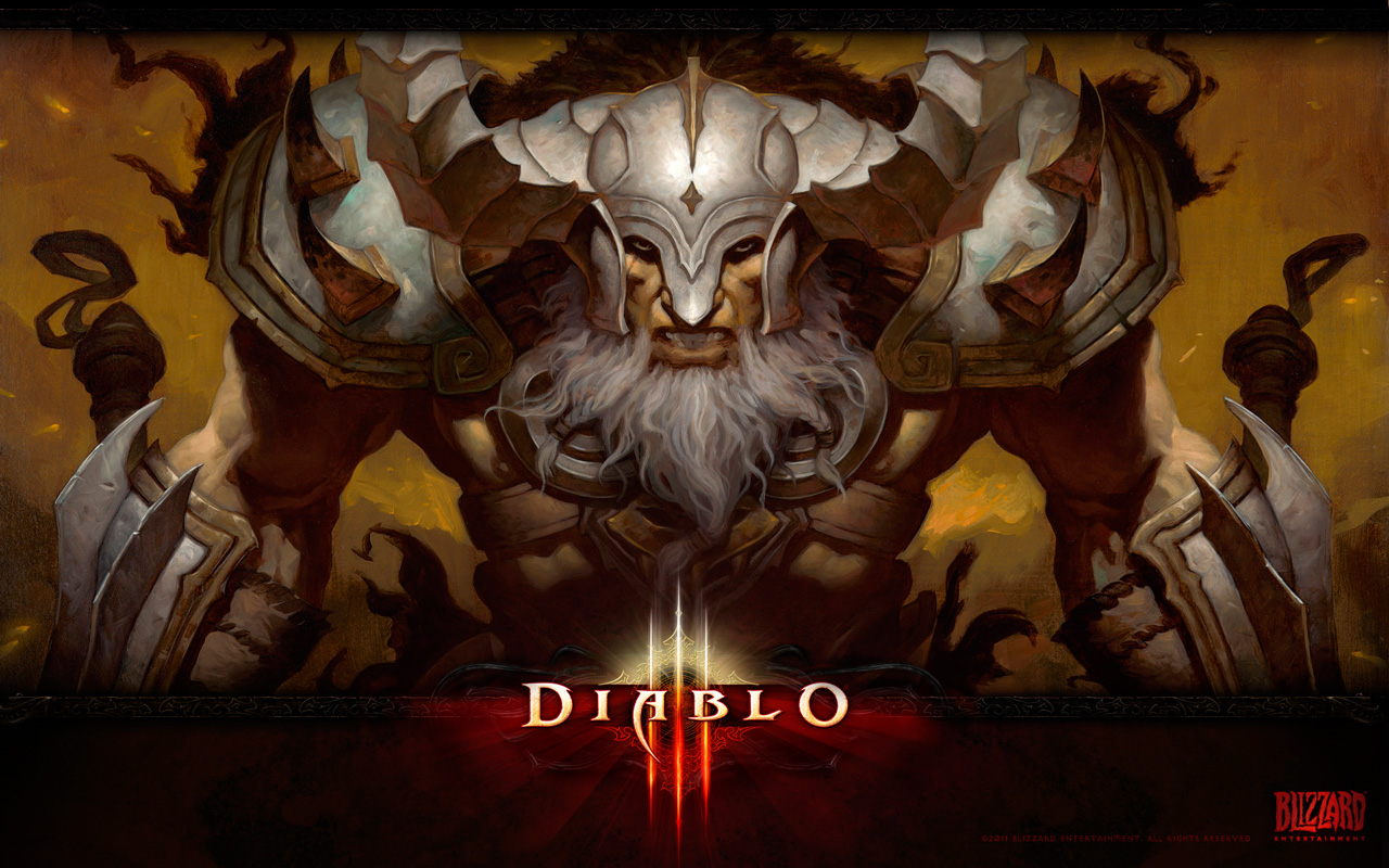 Free Diablo III Wallpaper in 1280x800