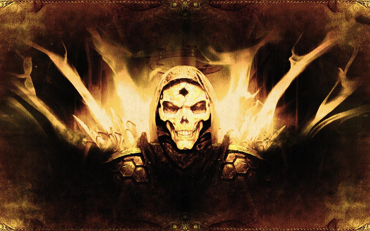 Free Diablo II Wallpaper in 1280x800