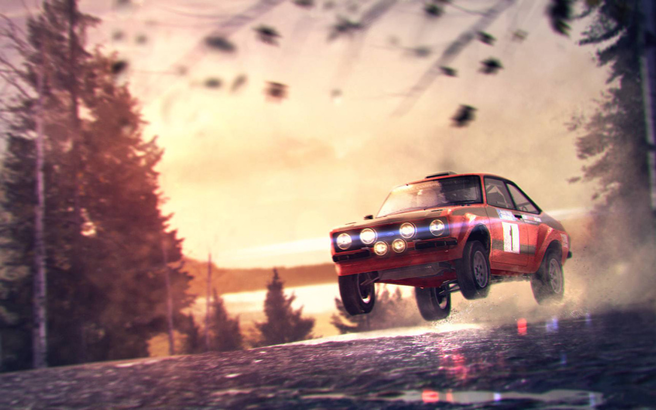 Free Dirt 3 Wallpaper in 1280x800