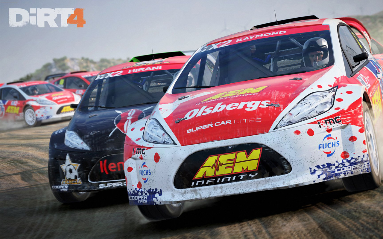 Free Dirt 4 Wallpaper in 1280x800