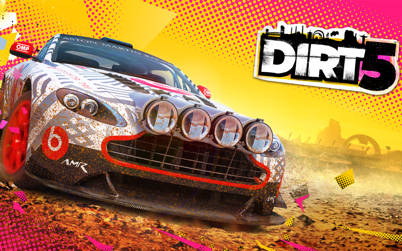 Free Dirt 5 Wallpaper in 1280x800
