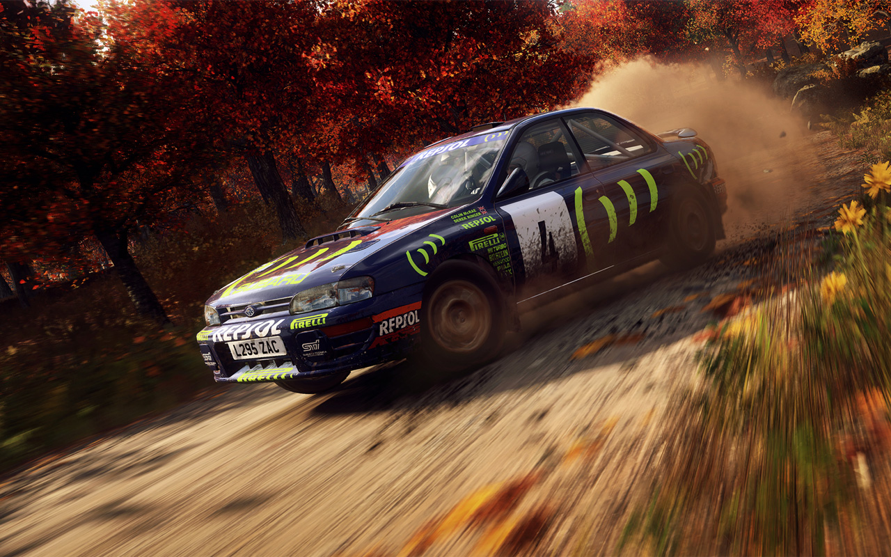 Free Dirt Rally 2.0 Wallpaper in 1280x800