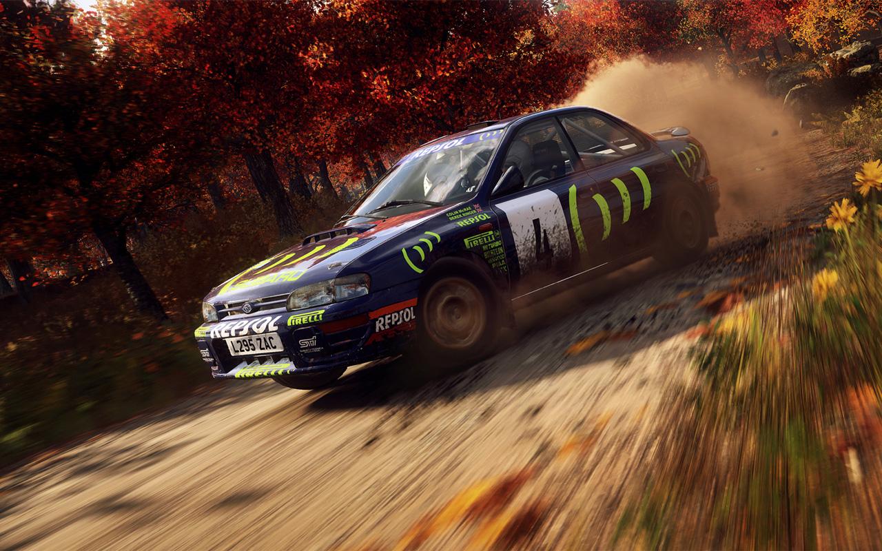 Dirt Rally 2.0 Wallpaper in 1280x800