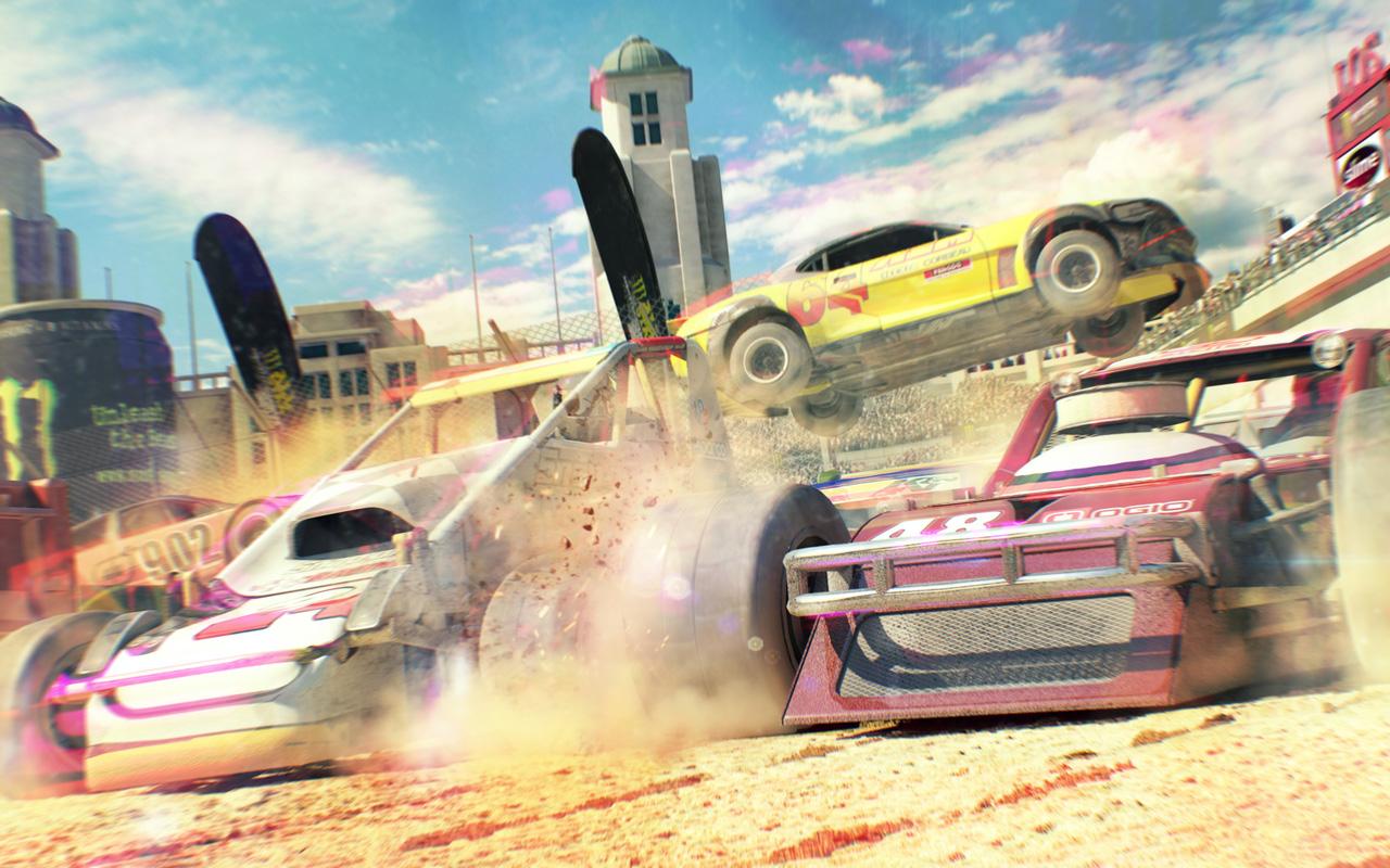 Dirt: Showdown Wallpaper in 1280x800