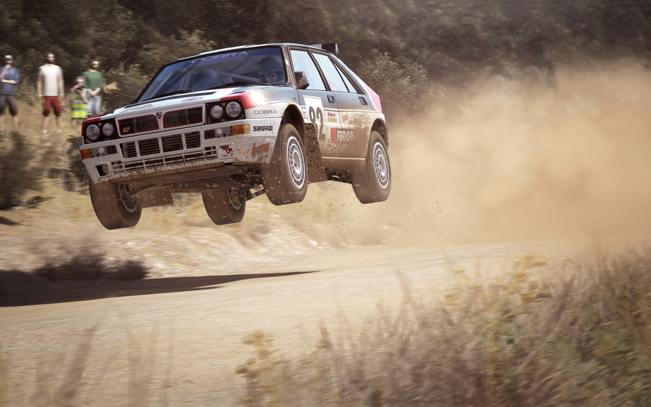 Free DiRT Rally Wallpaper in 1280x800