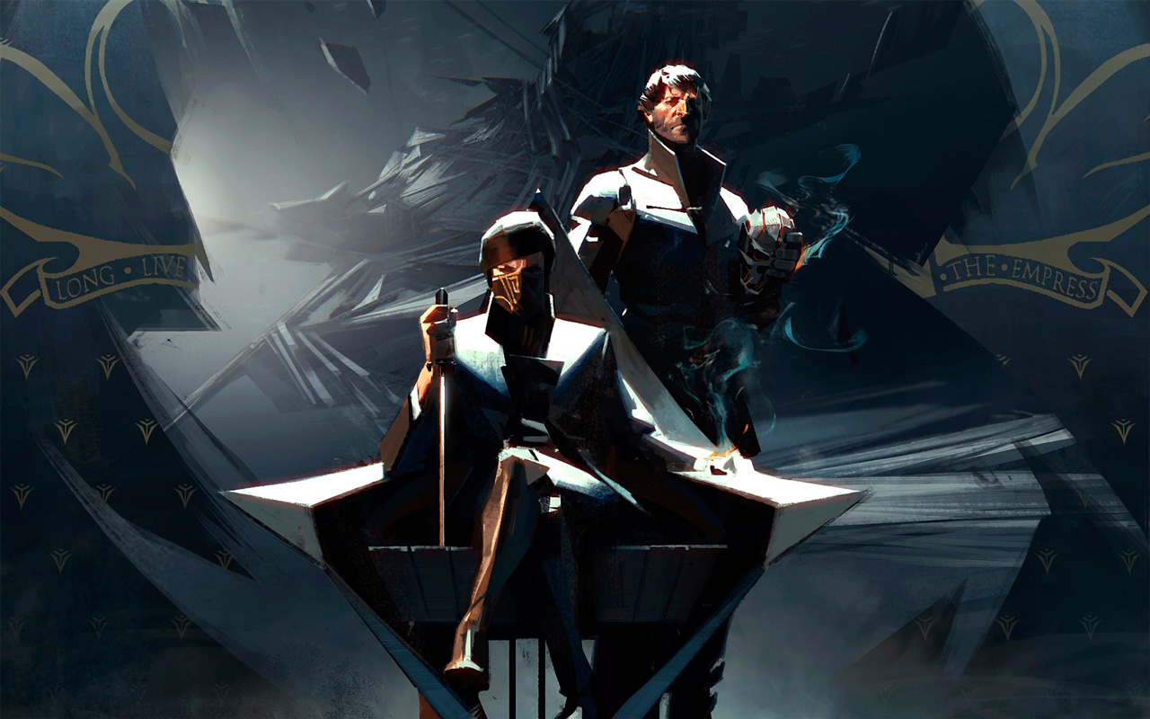 Free Dishonored 2 Wallpaper in 1280x800