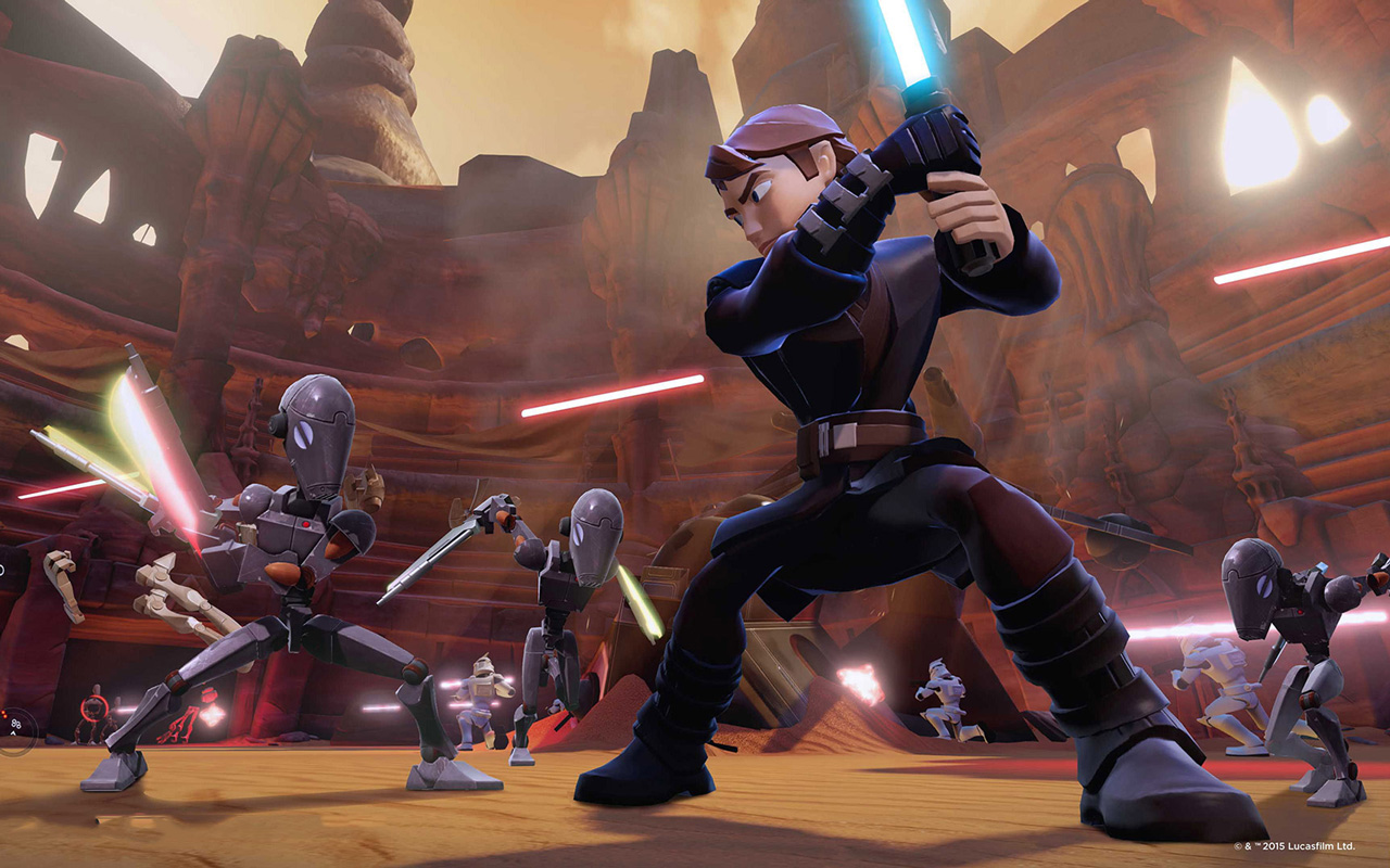 Free Disney Infinity Wallpaper in 1280x800