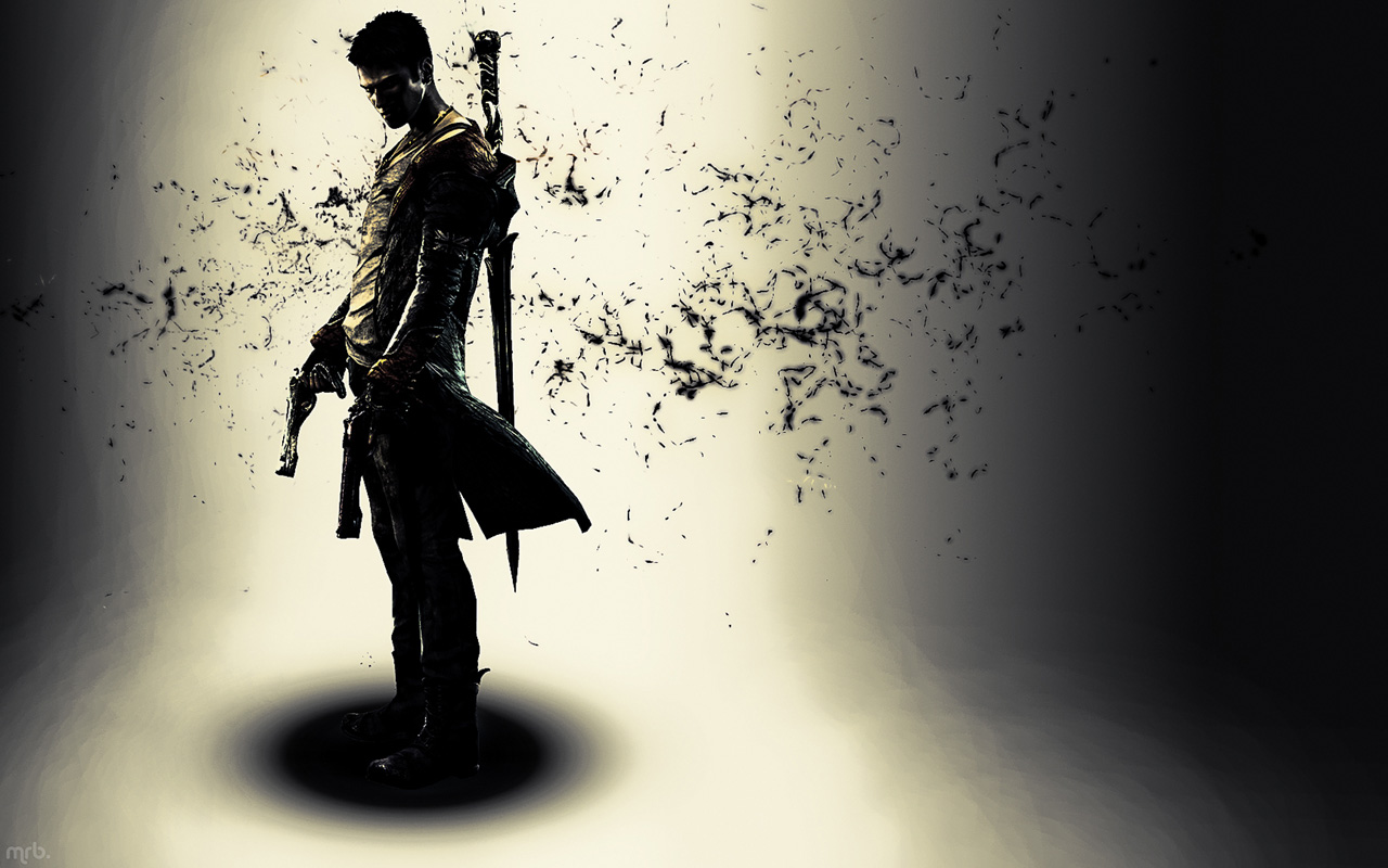 Free DmC: Devil May Cry Wallpaper in 1280x800