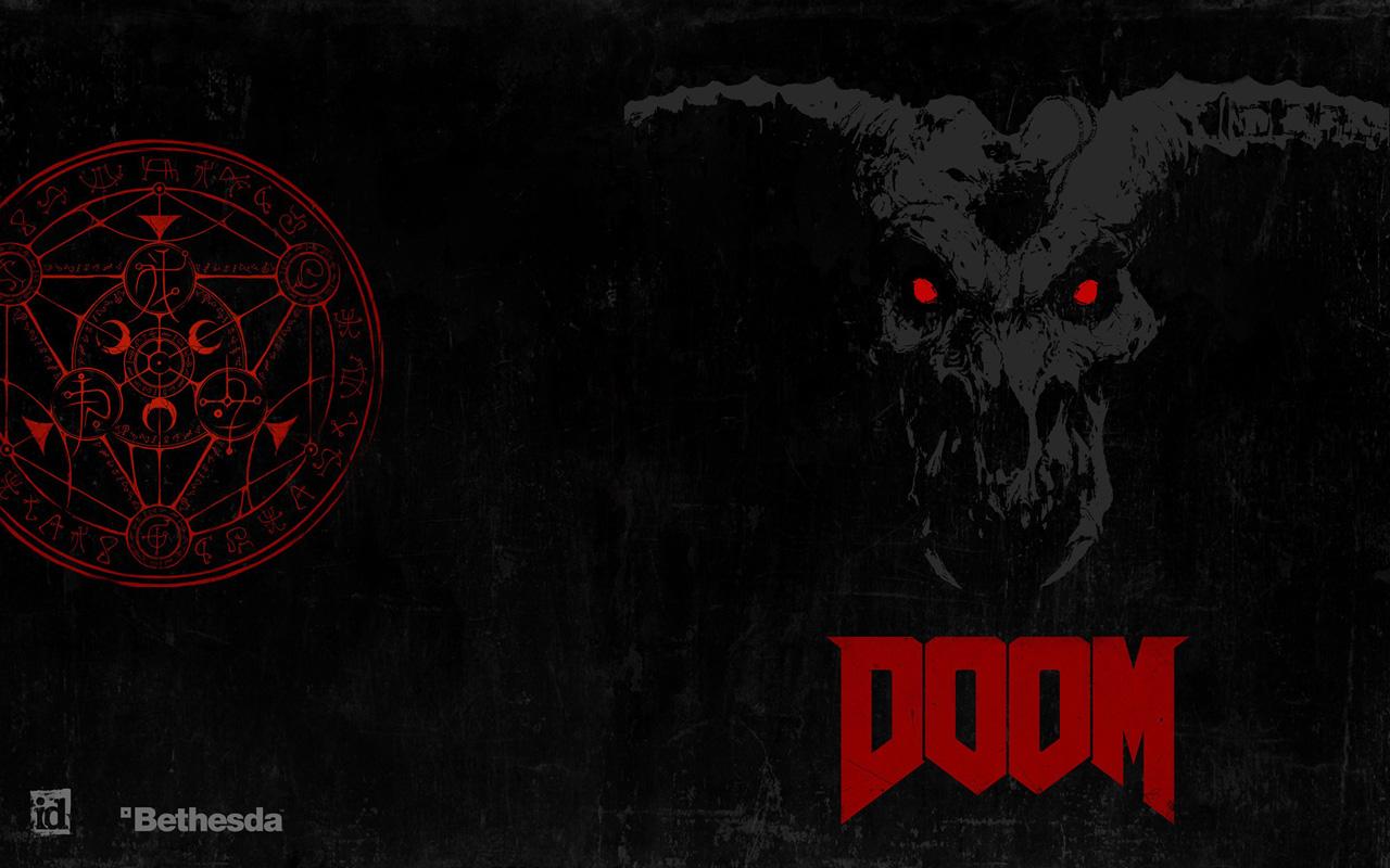 Free Doom (2016) Wallpaper in 1280x800