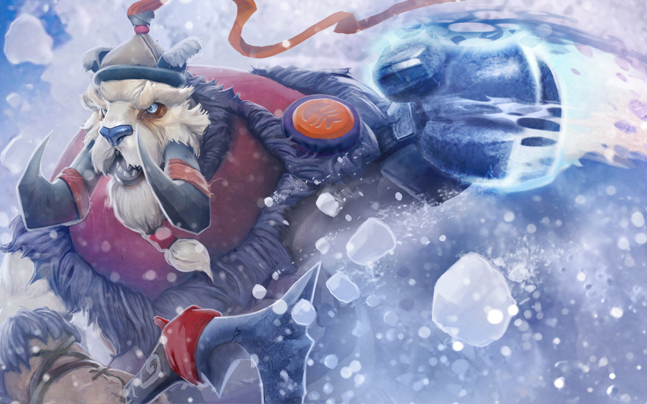 Free Dota 2 Wallpaper in 1280x800