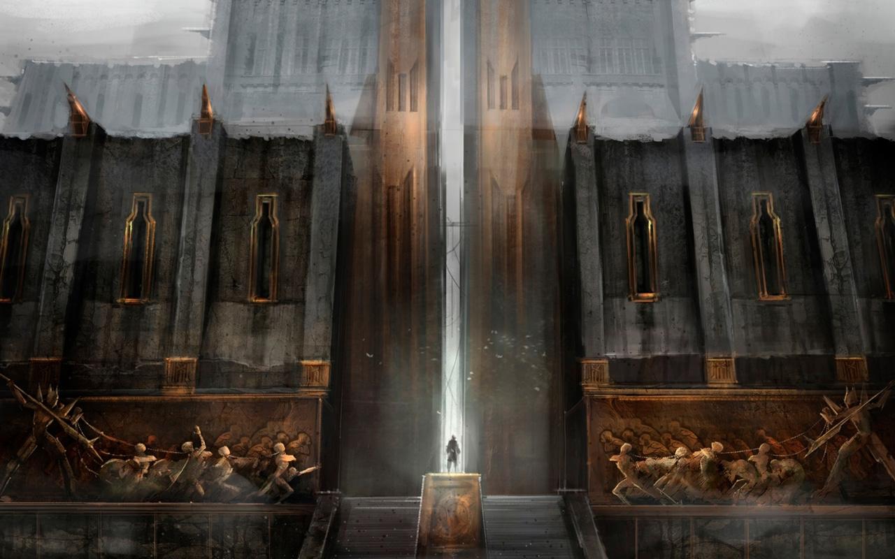Dragon Age 2 Wallpaper in 1280x800