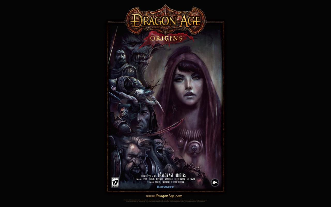 Free Dragon Age: Origins Wallpaper in 1280x800