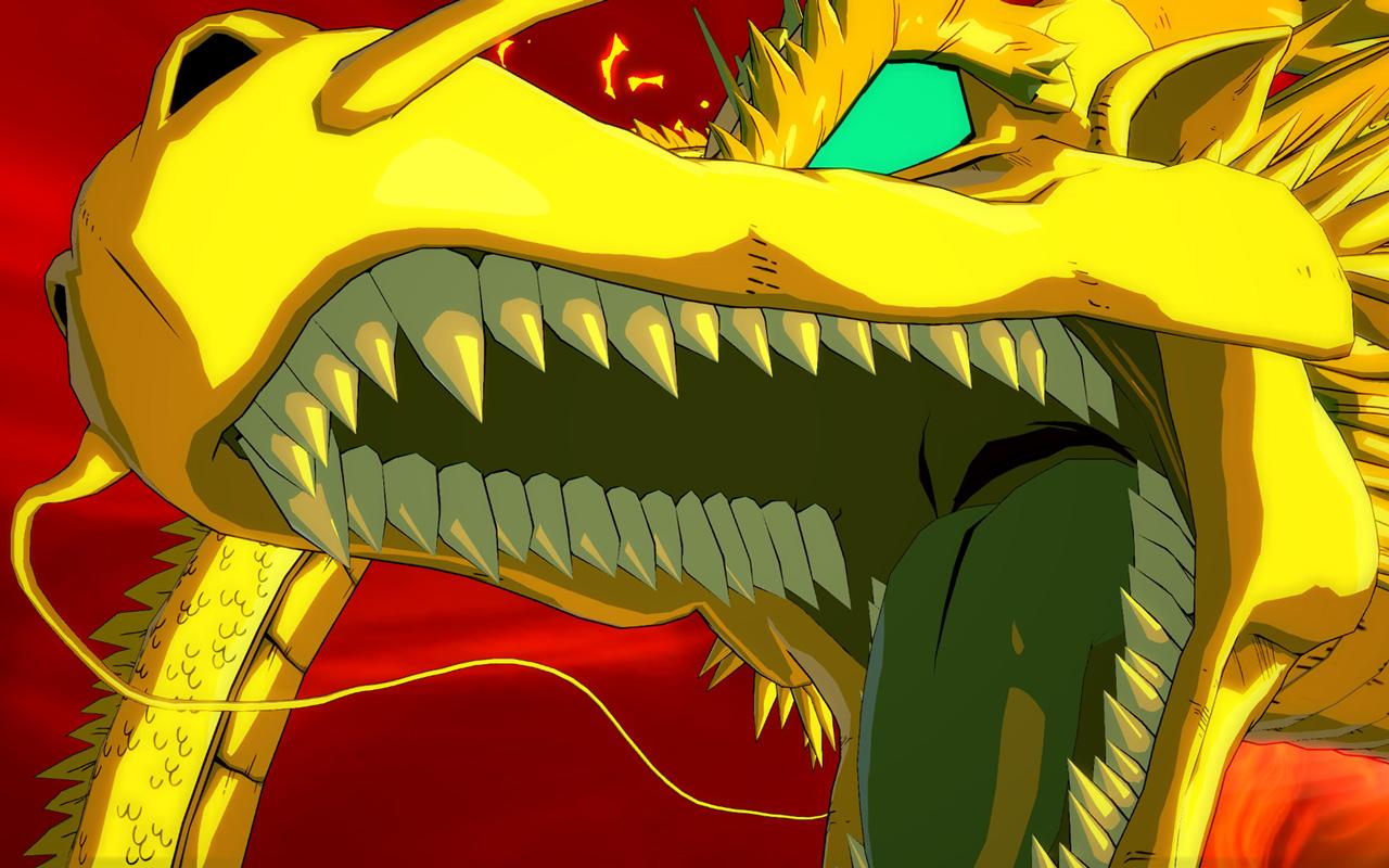 Free Dragon Ball FighterZ Wallpaper in 1280x800