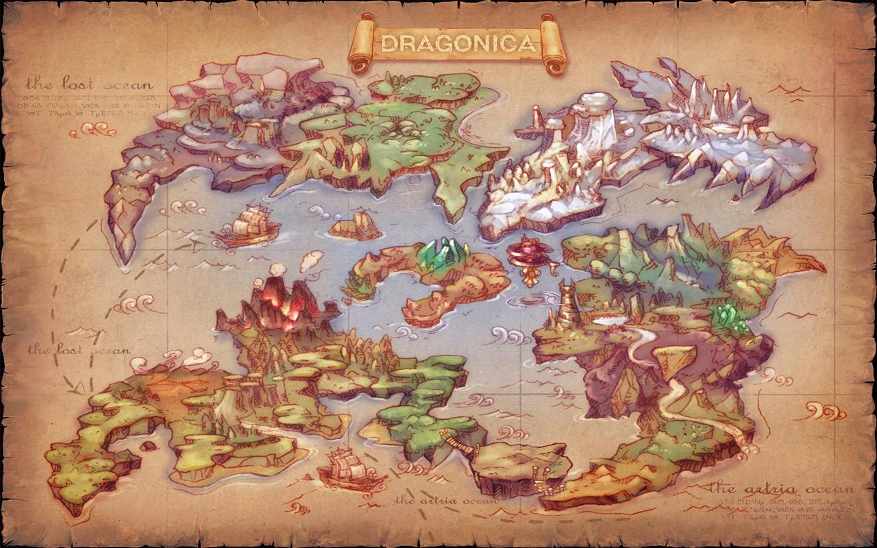 Free Dragonica Wallpaper in 1280x800