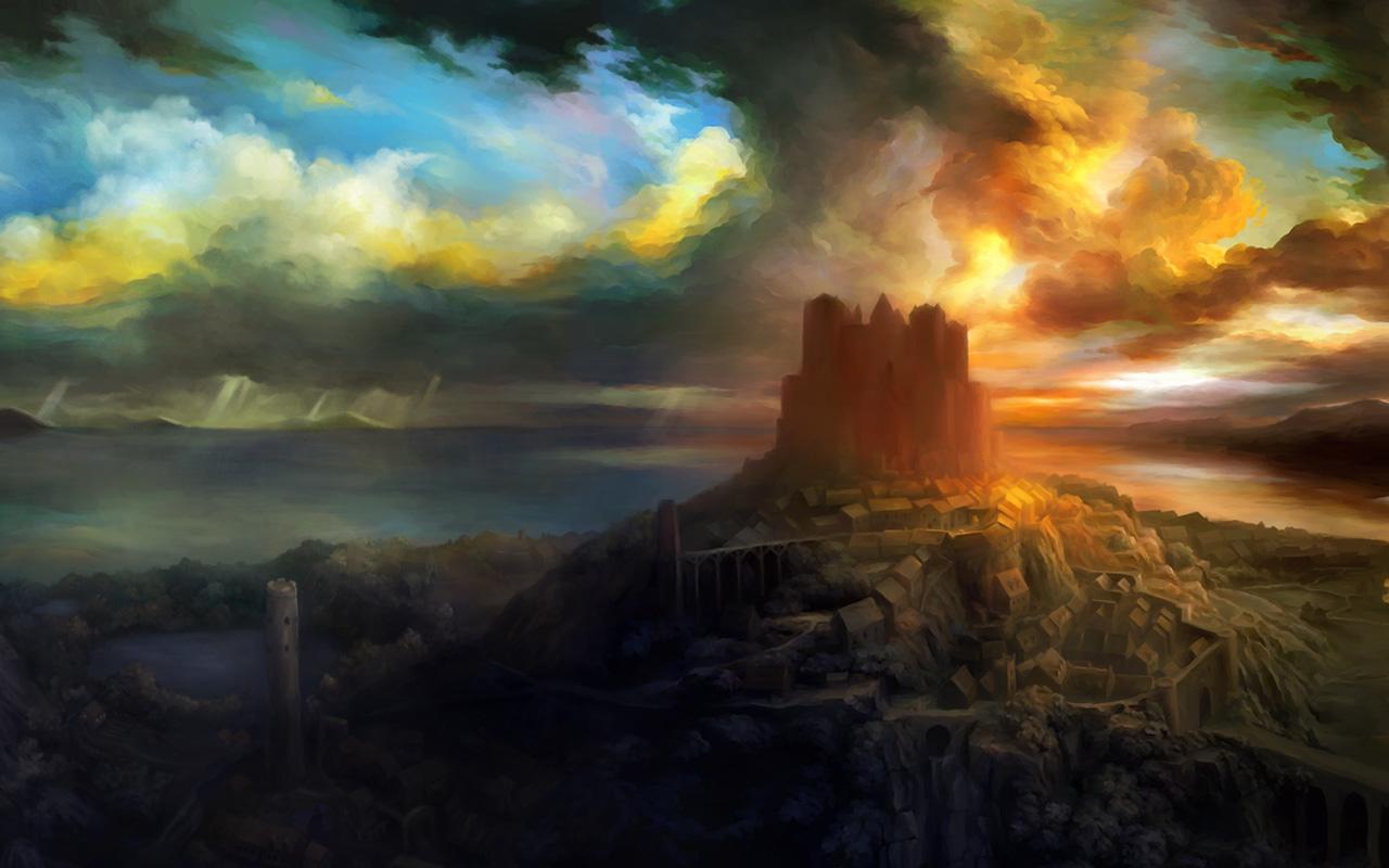 Free Dragon's Crown Wallpaper in 1280x800