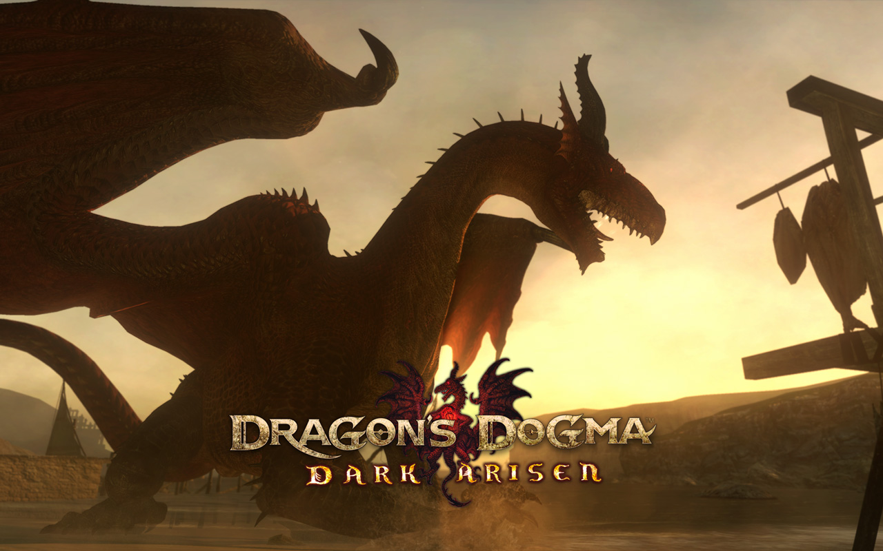 Free Dragon's Dogma Wallpaper in 1280x800