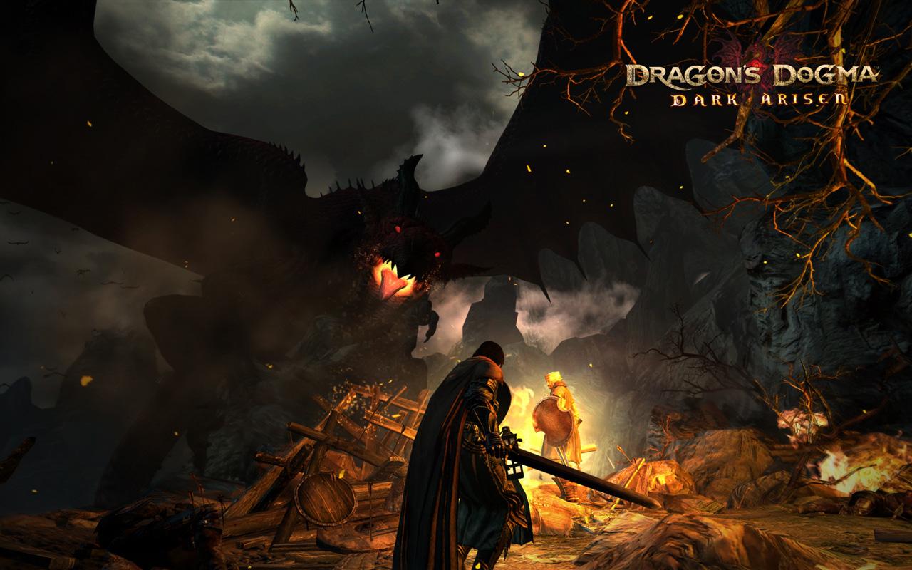 Free Dragon's Dogma Wallpaper in 1280x800