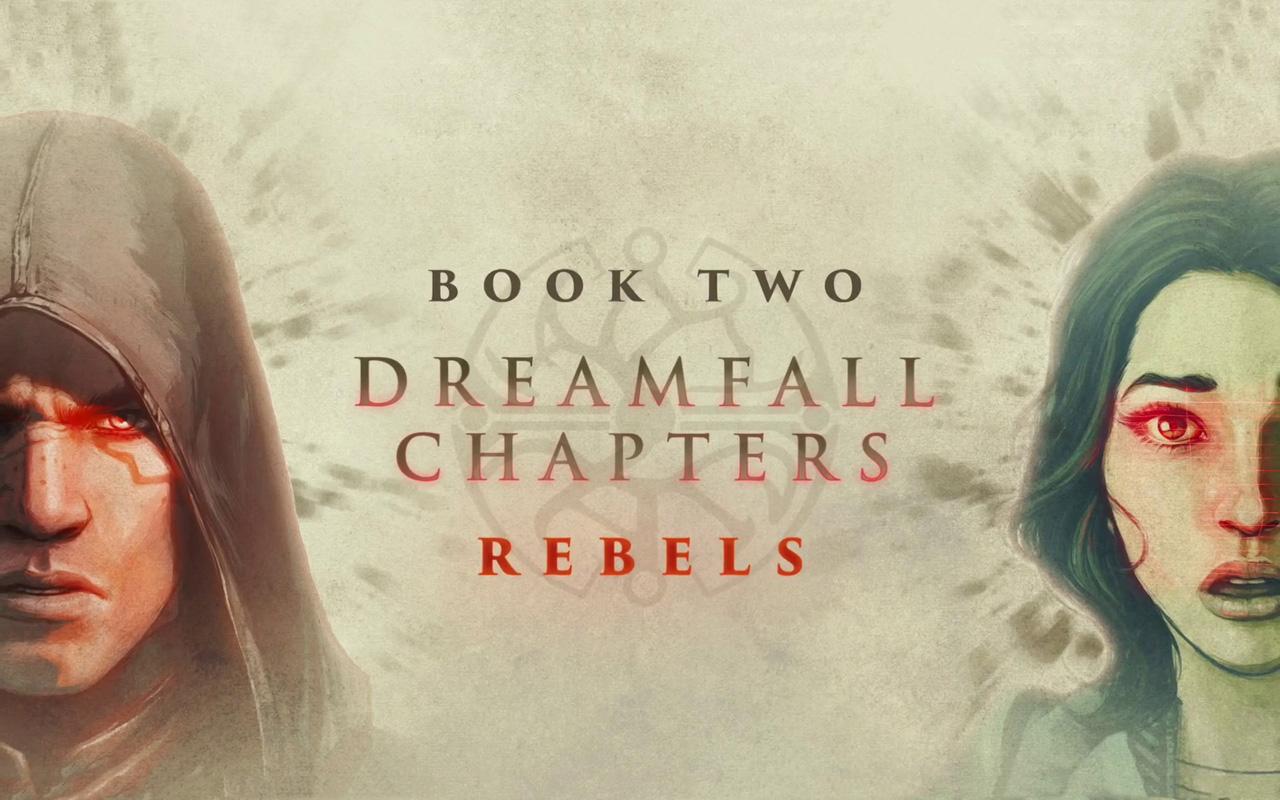 Free Dreamfall Chapters: The Longest Journey Wallpaper in 1280x800