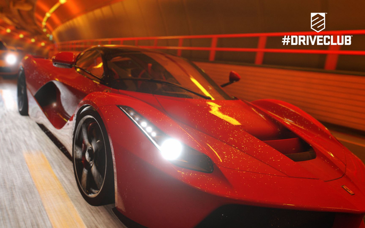 Free Driveclub Wallpaper in 1280x800