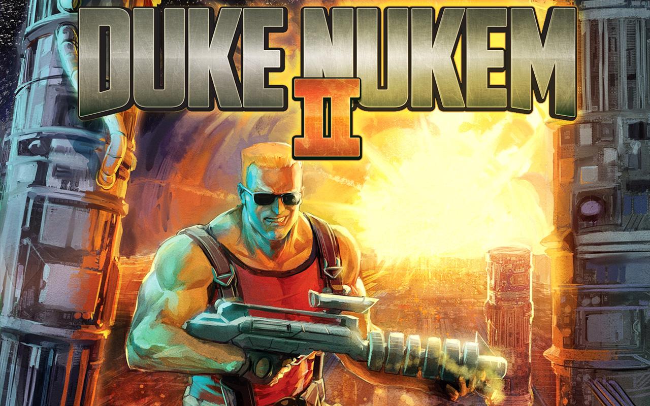 Free Duke Nukem II Wallpaper in 1280x800