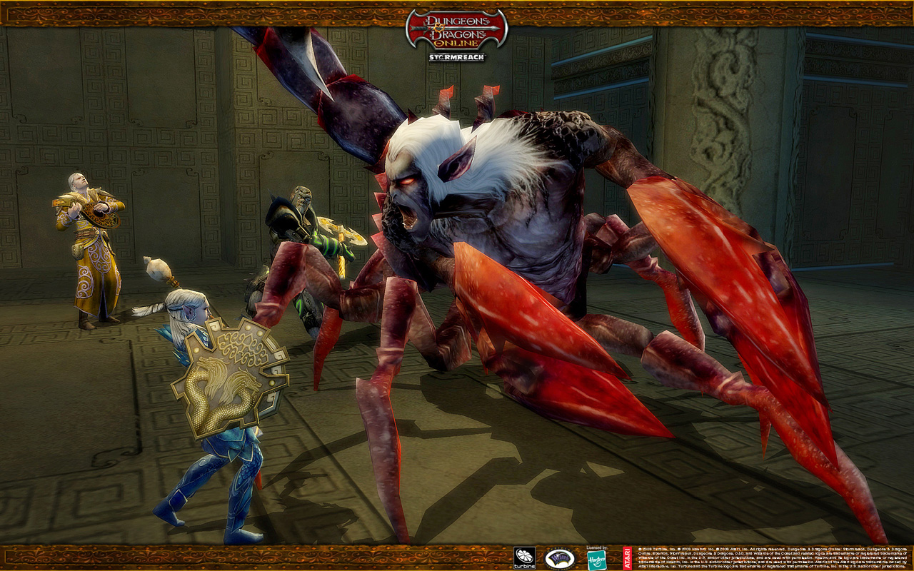Free Dungeons & Dragons Online Wallpaper in 1280x800