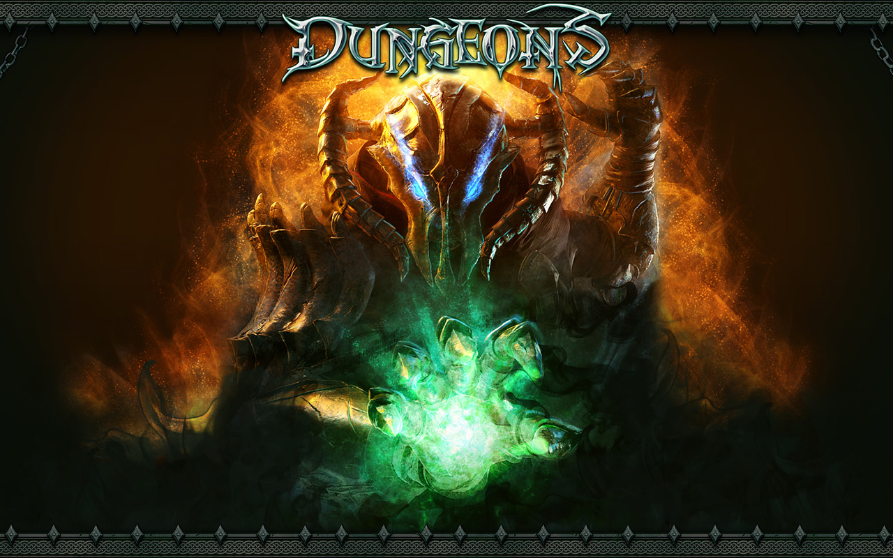 Free Dungeons Wallpaper in 1280x800