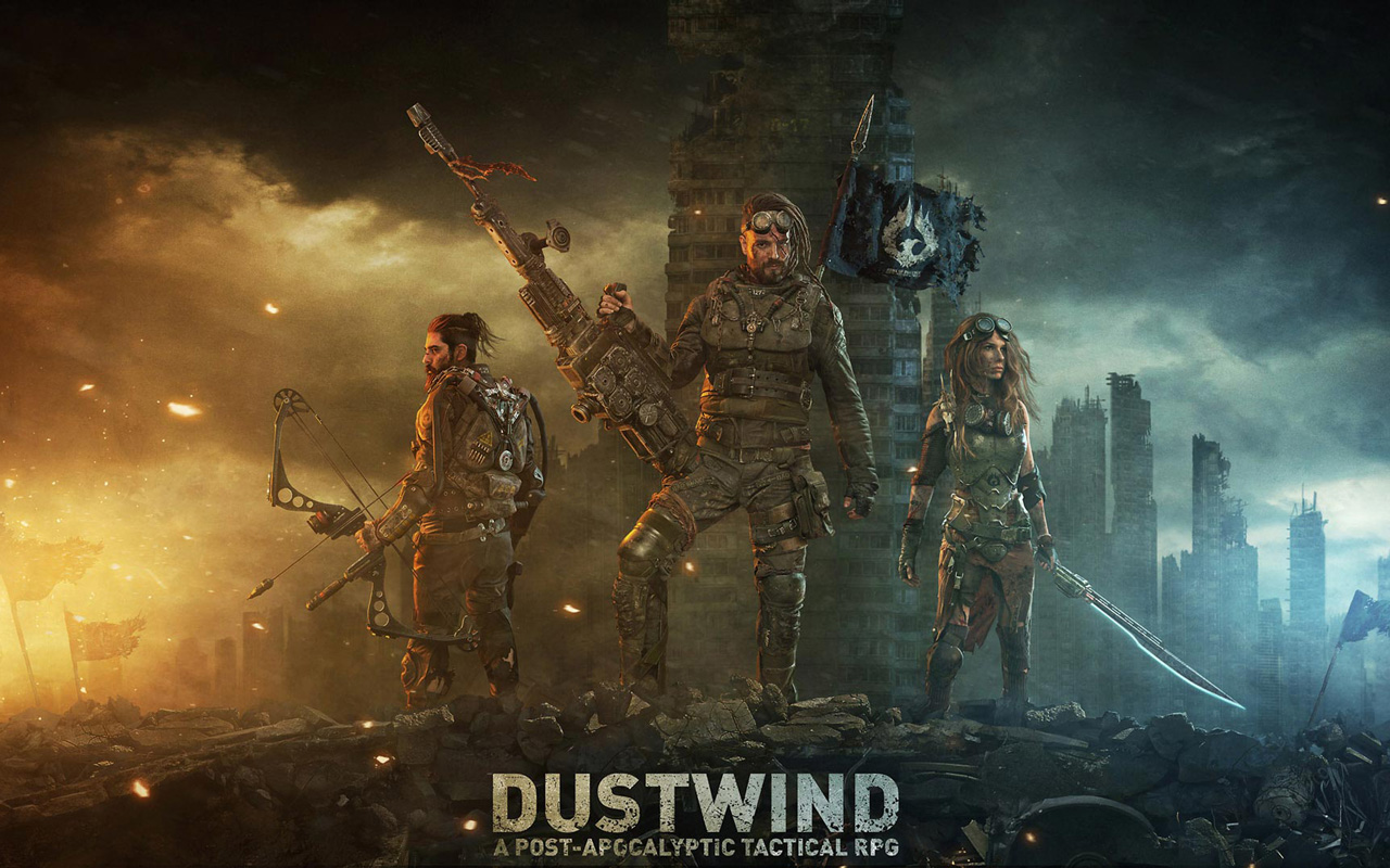 Free Dustwind Wallpaper in 1280x800