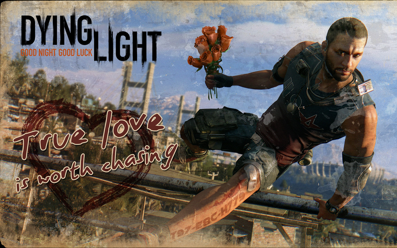 Free Dying Light Wallpaper in 1280x800