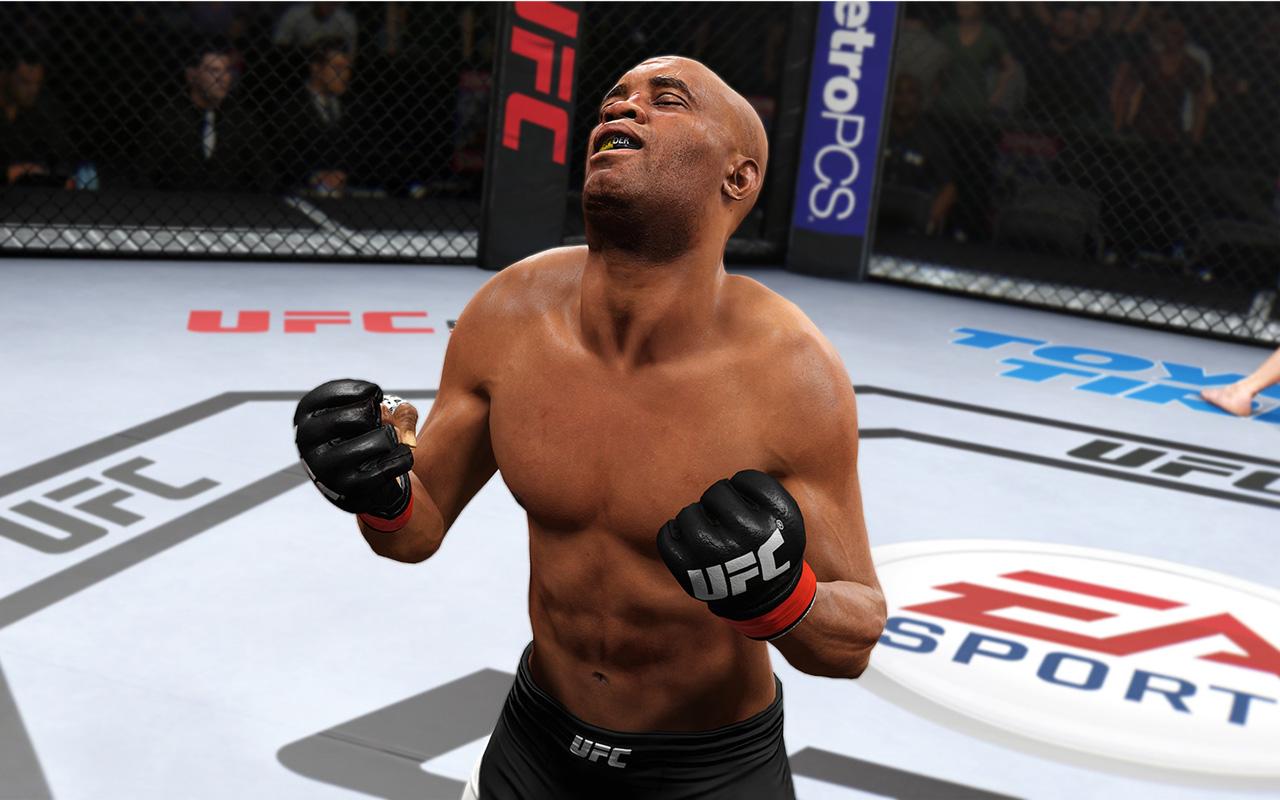 Free EA Sports UFC 2 Wallpaper in 1280x800