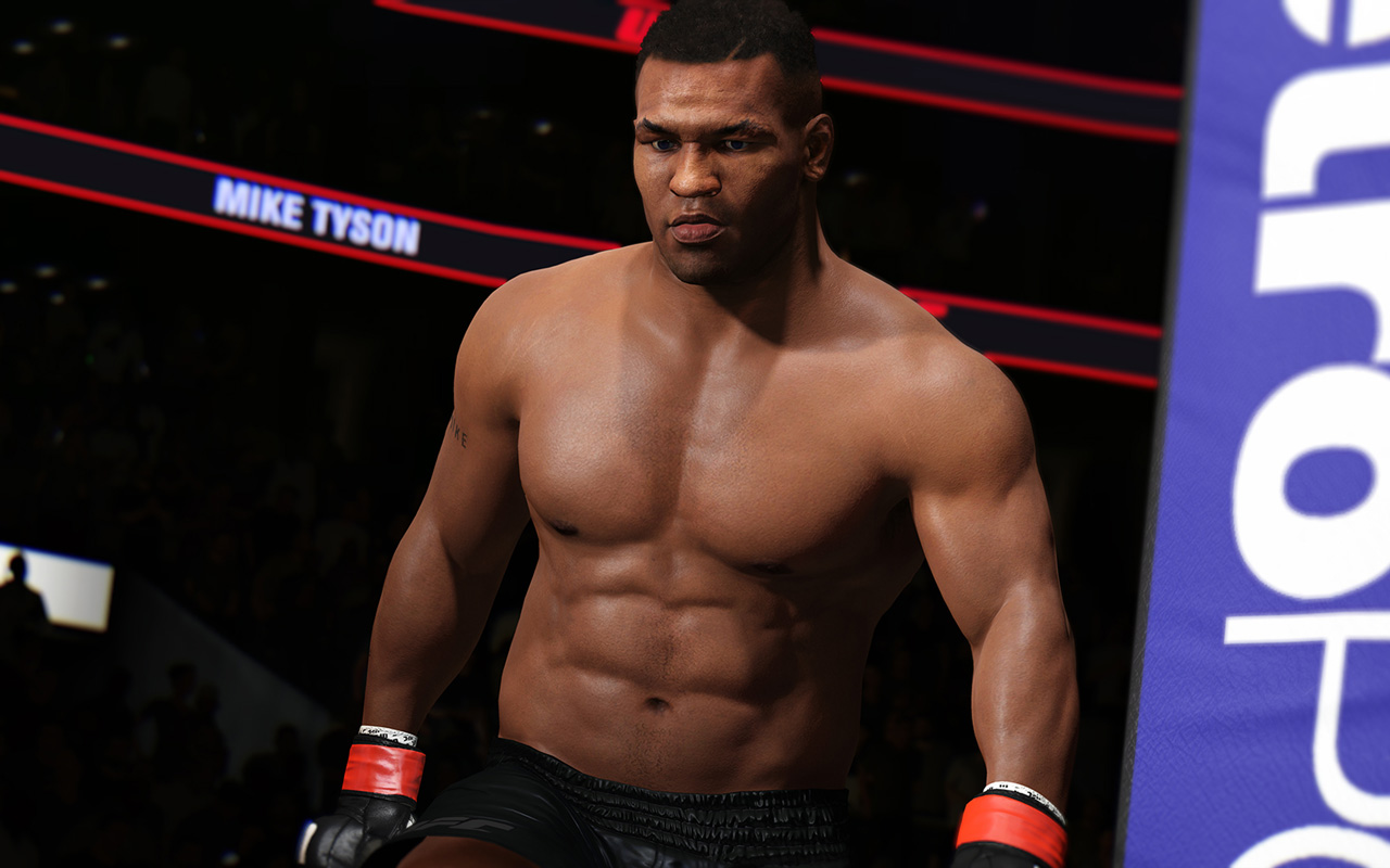 Free EA Sports UFC 2 Wallpaper in 1280x800