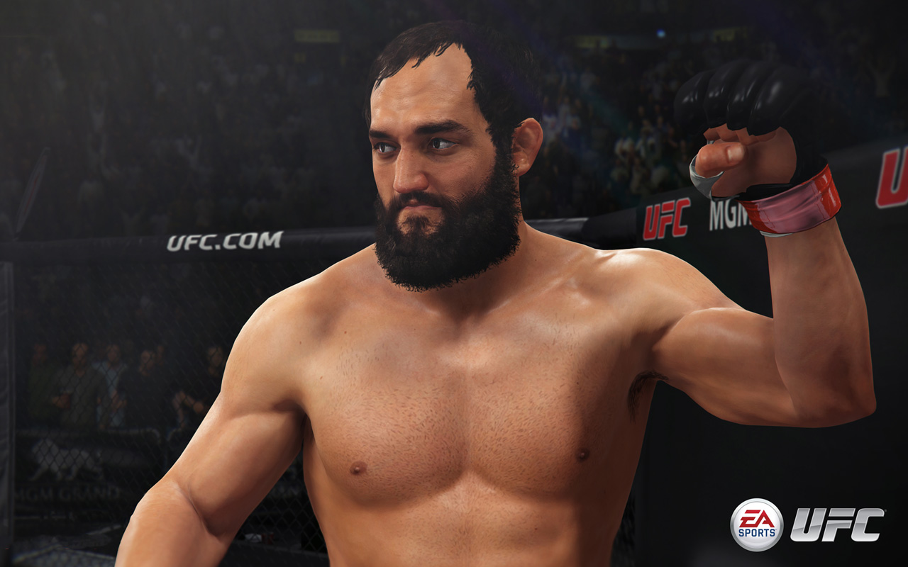 Free EA Sports UFC Wallpaper in 1280x800