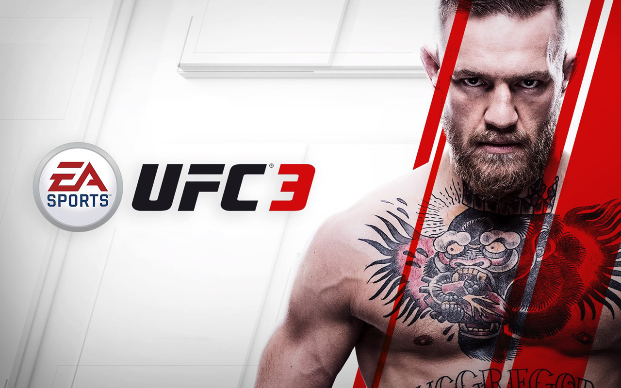 Free EA Sports UFC 3 Wallpaper in 1280x800