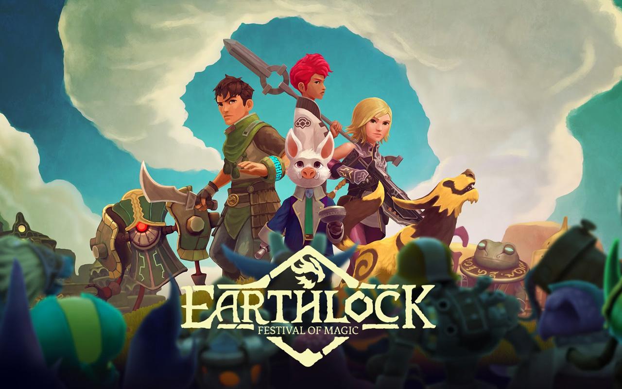 Free Earthlock: Festival of Magic Wallpaper in 1280x800
