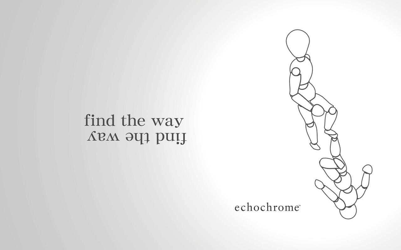 Free Echochrome Wallpaper in 1280x800