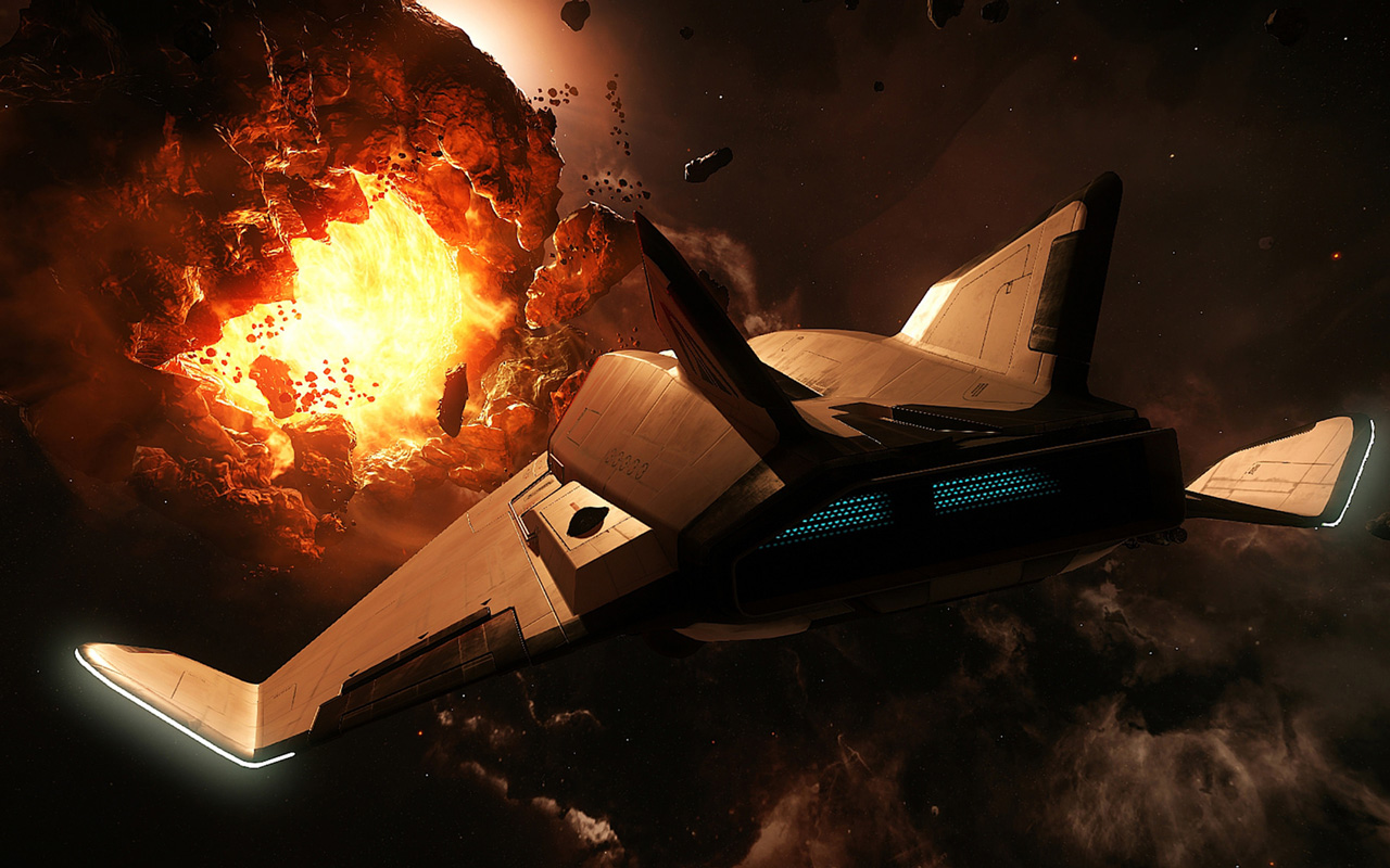 Free Elite: Dangerous Wallpaper in 1280x800